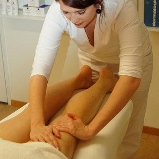 """Abhyanga"", ayurvedische Öl-Massage"